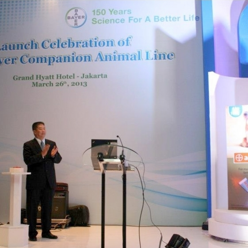 26 MAY 2013 - Hill's Seminar with Dr.Susan Little and BAYER HealthCare Launching.