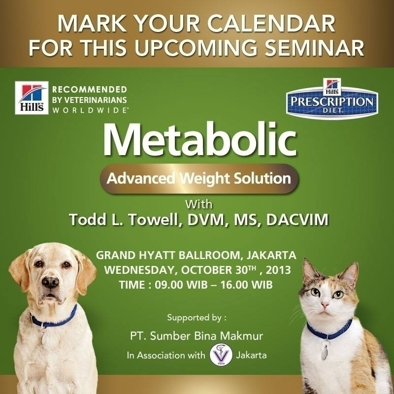Hill's Seminar and Metabolic Launching